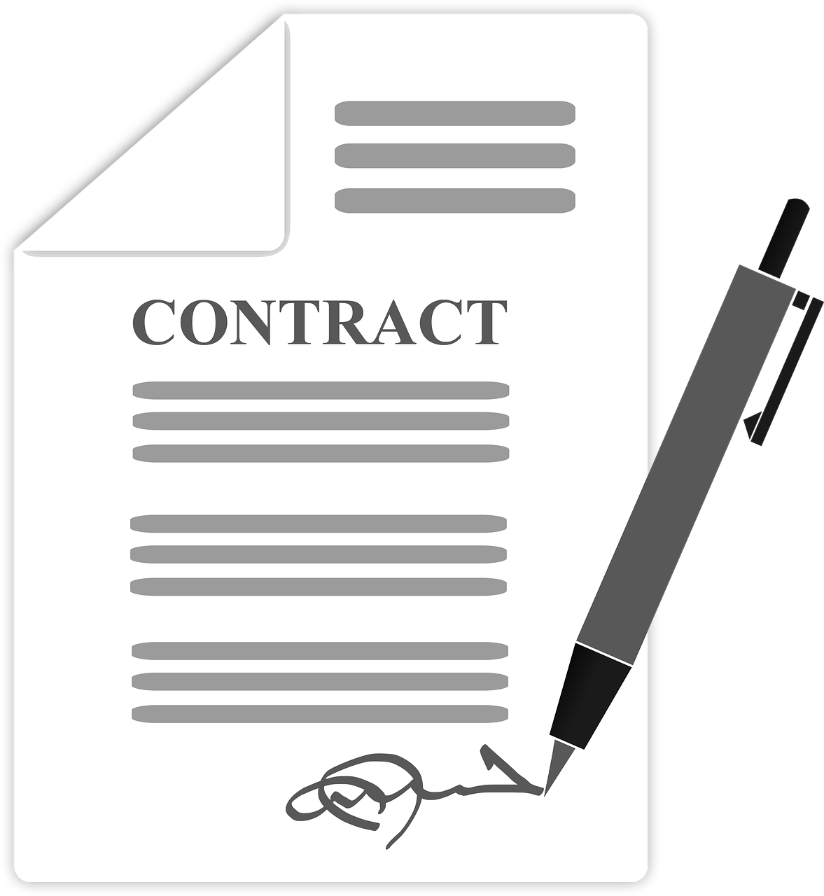 contratto per domiciliazione